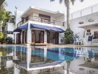 Incredible 3 Bedroom Beach House in Marbella - Bolivar Department vacation rentals