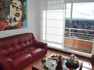 Sleek & Modern 1 Bedroom Apartment in Chapinero Alto - Colombia vacation rentals