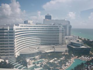 2 bed condo at Fontainebleau Resort  $250 x nt - Miami Beach vacation rentals