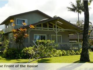 The Miller Hanalei House,  200 Yards to the Beach - Hanalei vacation rentals