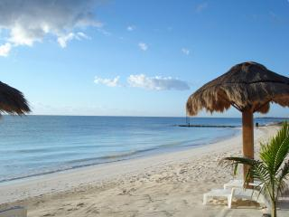 !Ahhh!...PEACE & Tranquility @ Private Beach 1bdrm - Puerto Morelos vacation rentals