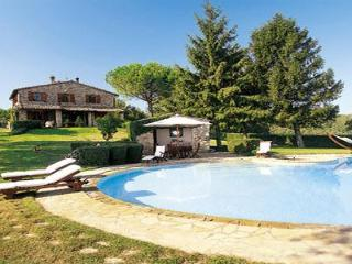 Hilltop Villa Monti with a library, billiard room, fireplace and pool house - Todi vacation rentals