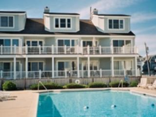 Beachfront with Pool 92455 - Cape May vacation rentals