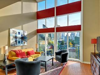Live the loft life in the heart of Seattle's Belltown neighborhood! - Seattle Metro Area vacation rentals