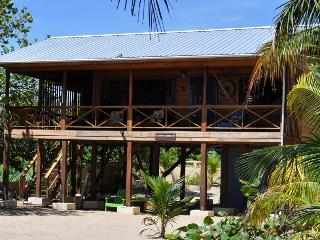 2 Bedroom Beachfront Blue Moon Cabana, Hopkins (sleeps 4 to 6 guests) - Stann Creek vacation rentals