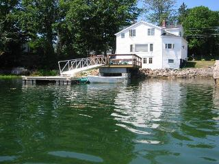 Waterfront House with Private Dock and Kayaks - Bar Harbor and Mount Desert Island vacation rentals