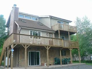 3 Story House Across from the Lake, Beach & Pool - Albrightsville vacation rentals