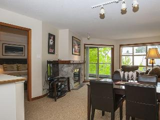 Aspens, prime ski-in, ski-out 2 bdrm with bright pool view - Whistler vacation rentals
