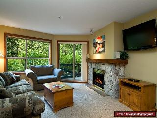 Aspens, prime ski-in, ski-out, 2 bdrm with serene forest view - Whistler vacation rentals