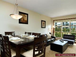 Aspens, prime ski-in, ski-out, 2 bdrm with bright, quiet mountain view & BBQ - Whistler vacation rentals