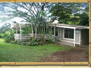 Hana's Tradewind Cottage - Hana vacation rentals