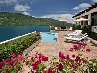 Casa Lupa at Estate Peterborg, St. Thomas - Ocean View, Just Above The Shoreline, Pool - Peterborg vacation rentals