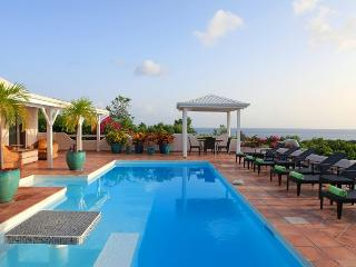 La Magnolia at Terres Basses, Saint Maarten - Ocean View, Pool, Very Private - Terres Basses vacation rentals