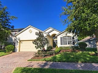 CILBECK: 4 Bedroom Home in Gated Community with SW Facing Pool and Spa - Davenport vacation rentals