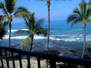 Awesome Views, Free WiFi,  Oceanfront 2 Bed/2Ba - Kailua-Kona vacation rentals