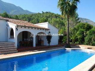 CASA MIMOSA Sleeps 2 to 6 - (Casa Mimosa) - Parcent vacation rentals