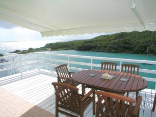 Charming cottage with the best ocean views - Willemstad vacation rentals