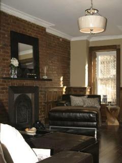 Manhattan Style apt in Brooklyn - New York City vacation rentals