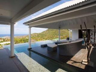 Hillside, ocean view Victoria with central deck surrounded by pool - a must-see - Vitet vacation rentals