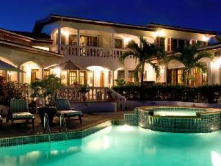 Luxurious Coyaba Villa on southern coast, 2 minute walk to Cove Beach with pool & playground - Anguilla vacation rentals