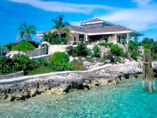 Birdcage Villa at Fowl Cay - Lovely villa on a peninsula comes with boat & freshwater pool - The Exumas vacation rentals