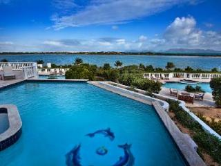 Mystique - Largest villa on island, with 3 pools, gym & 2 minute golf cart ride to beach - Anguilla vacation rentals