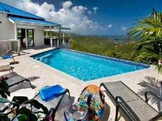 Bordeaux Breeze - Private villa with pool & spectacular Caribbean panorama - Saint John vacation rentals