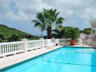Catch A Wave on the sixth hole of the Buccaneer Golf Course with pool & tropical landscaping - Saint Croix vacation rentals