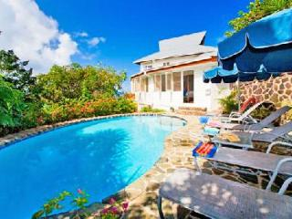 Hummingbird House - Caribbean style house with pool, sun deck & spectacular views - Saint Lucia vacation rentals