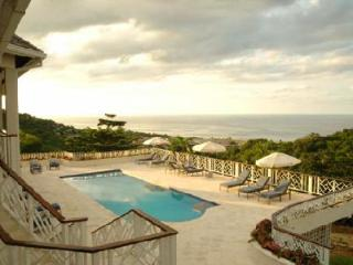 Fabulous Haystack at Tryall Club with full staff, ocean views and jacuzzi - Jamaica vacation rentals