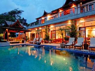 Villa Arawan boasts superb ocean views, infinity pool- jacuzzi - Cherngtalay vacation rentals