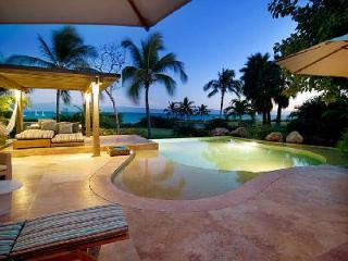 Villa Maria - Island villa surrounded by tropical garden & sweeping view of the Caribbean - Punta de Mita vacation rentals