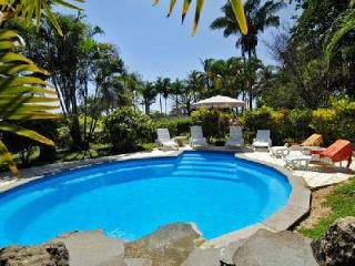 Gated ocean view Presidential Villa on 9 hole golf course & access to hotel amenities - Tambor vacation rentals