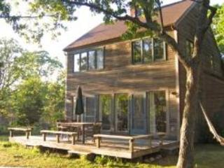 W. Tisbury:Private, Bright, Airy retreat on 3 acr. - West Tisbury vacation rentals
