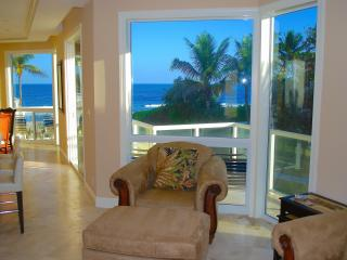 Villa Seaward Direct Oceanfront! New 2011 w/Htd. Pool! Stunning! - Lauderdale by the Sea vacation rentals