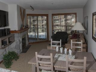 Aspens, prime ski-in, ski-out, 1 bdrm with bright, pool view - Whistler vacation rentals