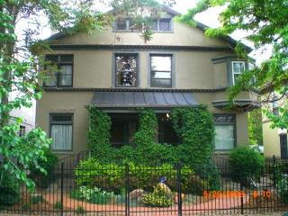 Downtown Denver Upscale Affordable Victorian 1-4 B - Denver Metro Area vacation rentals