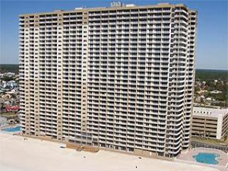 Tidewater #401*large 2248 sf -4 BR end unit * WIFI - Panama City Beach vacation rentals