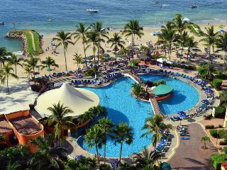 Oceanfront 1 BR - Wonderful beach+Great pool(1540) - Puerto Vallarta vacation rentals