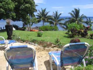 SURROUNDED BY OCEAN - Matei Pointe, Taveuni, Fiji 3 Private Beach Houses - Matei - rentals