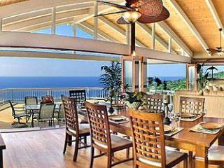 Private Luxury Estate.  3800 SF  Sleeps 2-14. - Kona Coast vacation rentals