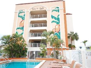 Bay to Beach Boutique Resort- Dominica Penthouse Condo - Fort Myers Beach vacation rentals