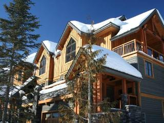 Selkirk Town Home on Kicking Horse Mountain Resort - Golden vacation rentals