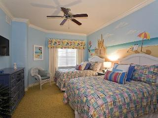 Luxury Condo with Mickey Themed bedroom, for your dream Orlando vacation. Family Friendly, Sleeps 8. - Reunion vacation rentals