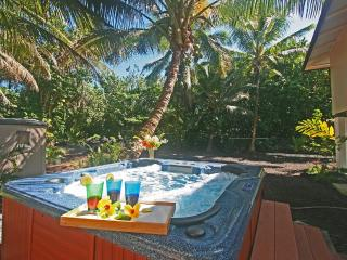 Great Snorkel inWarm TidePool 25%Off  Aug&Sep 2014 - Keaau vacation rentals