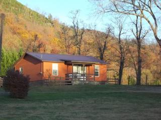 Pleasant Bank River Front Rentals Log Cabin - Hot Springs vacation rentals
