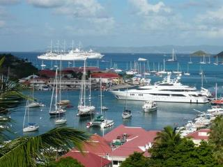 Perfectly located villa with harbor & sunset views WV CCB - Saint Barthelemy vacation rentals