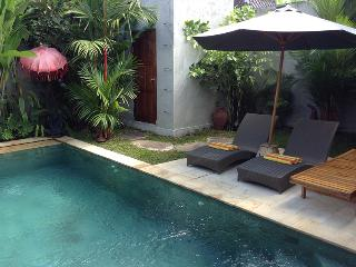 Villa Palm Kuning - Gorgeous new 2br villa in Ubud - Ubud vacation rentals