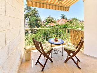 BEST DEAL! BEST LOCATION! STUNNING 2 BDR! Discount Price in Sept ! - Jerusalem vacation rentals
