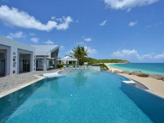 Le Reve at Baie Rouge, Saint Maarten - Located On Private Beach Area, Pool, Tennis Court - Terres Basses vacation rentals